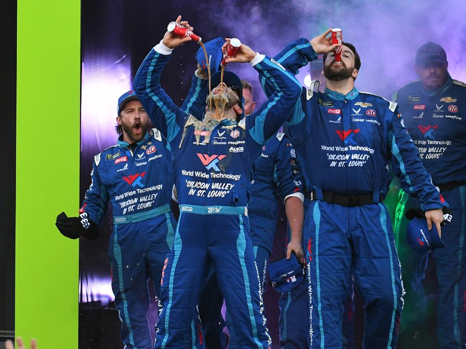 How NASCAR Can Spice Up Its Schedule Without Moving One Single Thing – Forbes