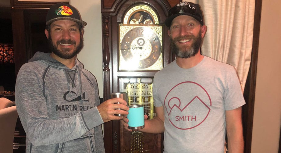 Martin Truex Jr. reacts to Cole Pearn leaving – NASCAR