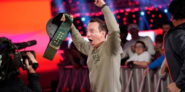 NASCAR champion Kyle Busch steals WWE 24/7 title from R-Truth with bodyslam – Fox News