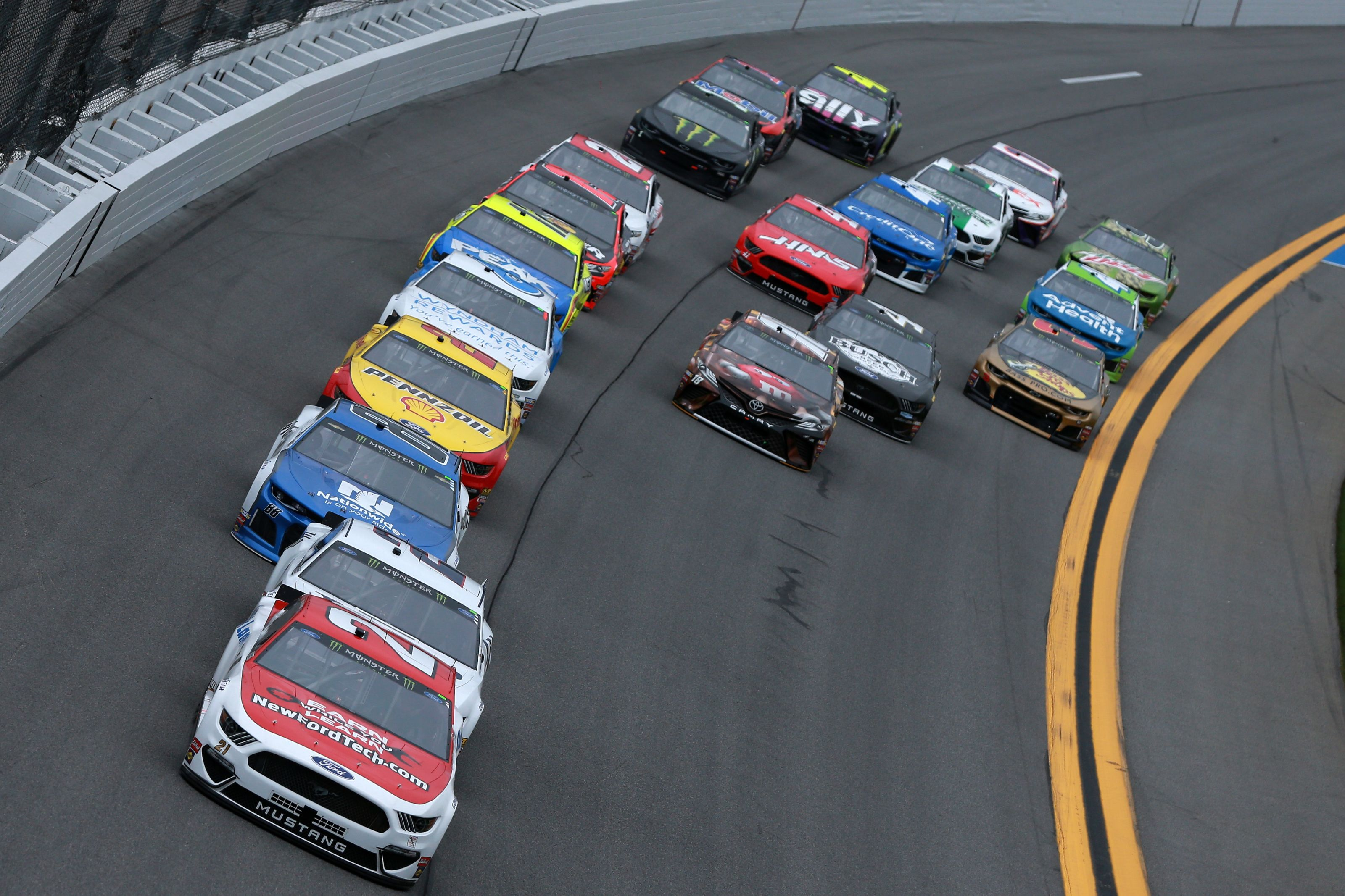 NASCAR: How are Busch Clash participants determined? – Beyond the Flag