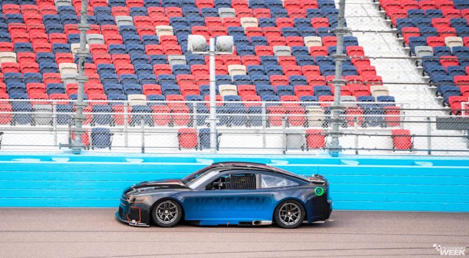 Nascar: Joey Logano likes challenge of Next Gen race car after ISM Raceway test – Motorsport Week