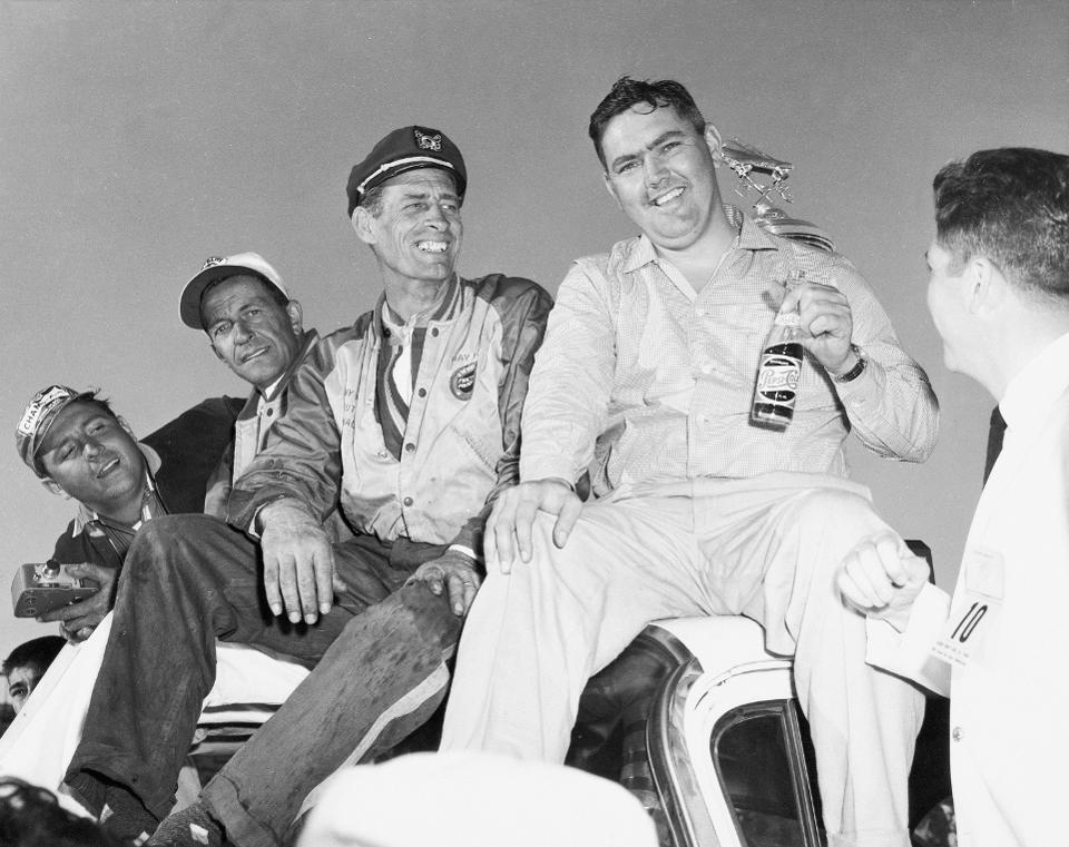 NASCAR Legend Junior Johnson Dies At 88: How North Carolina's Bootleggers Invented Stock-Car Racing – Forbes