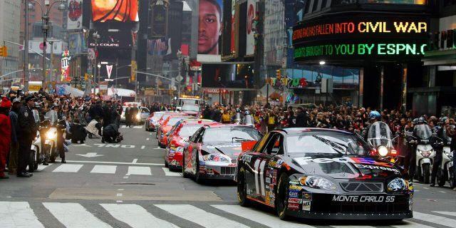 NASCAR may add street racing in 2021, report says – Fox News