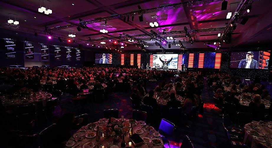 NASCAR to toast Reddick, Crafton at Xfinity, Gander Trucks Awards – NASCAR