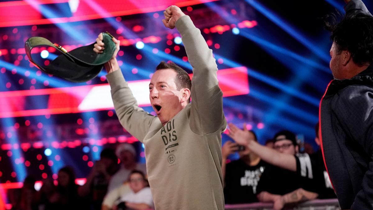 NASCAR's Kyle Busch on hockey, winning a WWE title – NBCSports.com