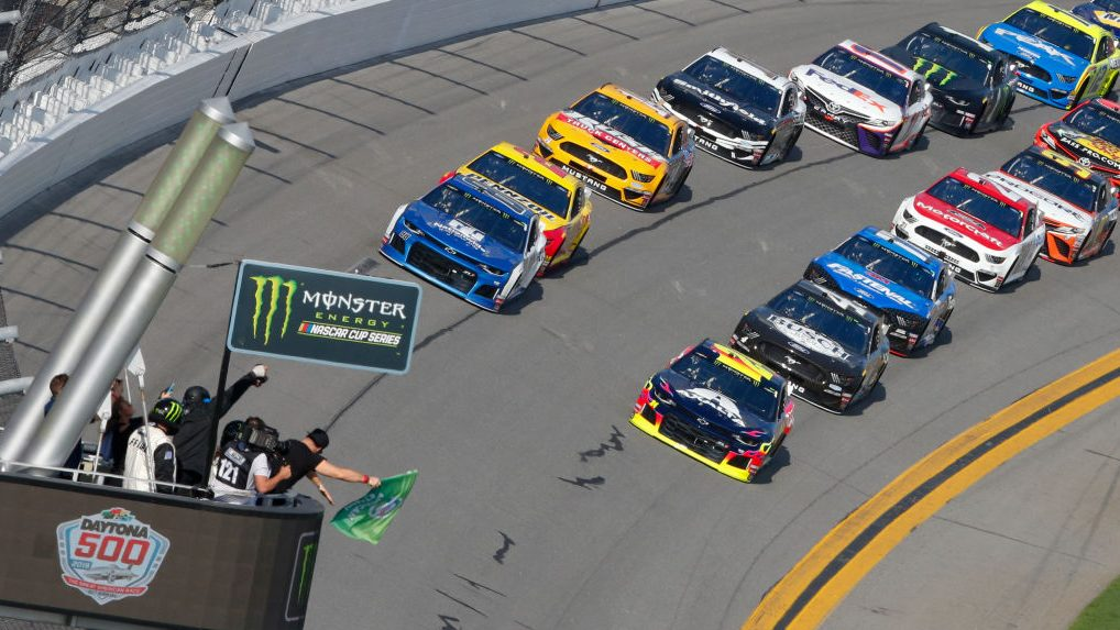 NBC Sports launches free NASCAR Pick 'Em' game – NBC Sports