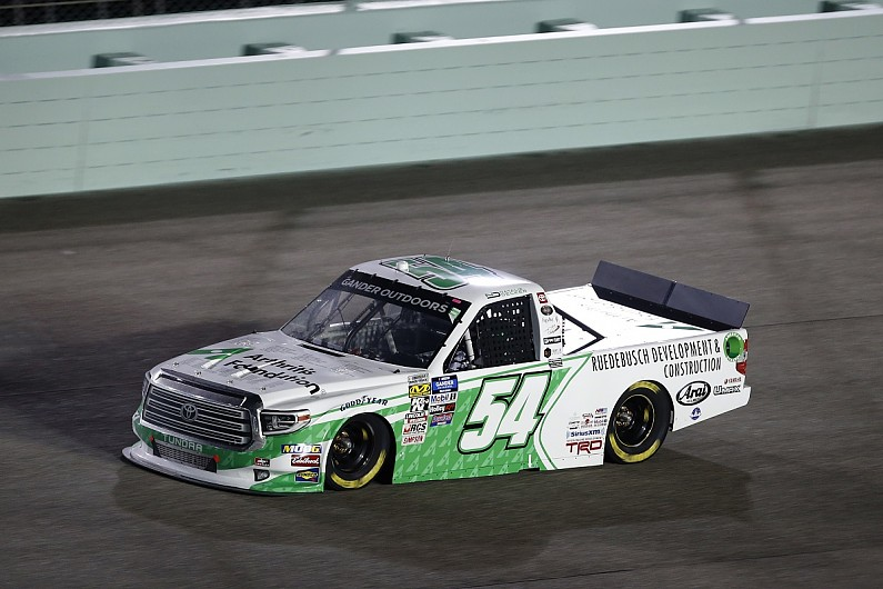 Rising NASCAR junior Hailie Deegan switches from Toyota to Ford – autosport.com