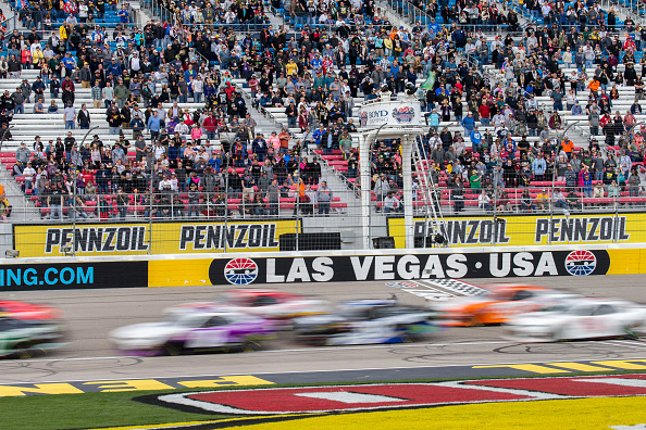 Saturday schedule for NASCAR for Las Vegas – NBC Sports – Misc.