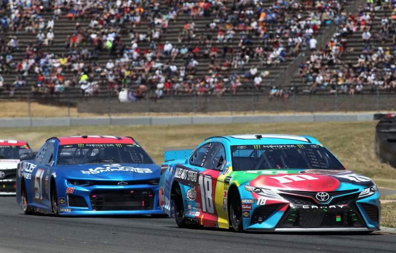 Sonoma Raceway to host NASCAR earlier in June – Santa Rosa Press Democrat