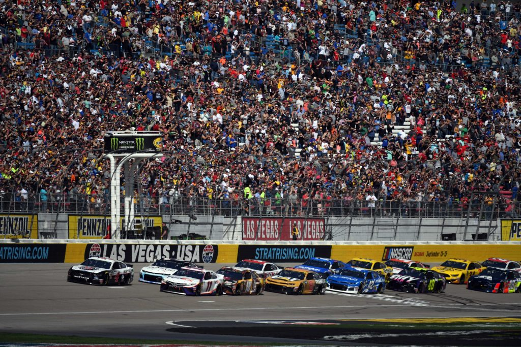 Stage racing and an improved game has made NASCAR Fantasy Live fun for fans – The Comeback
