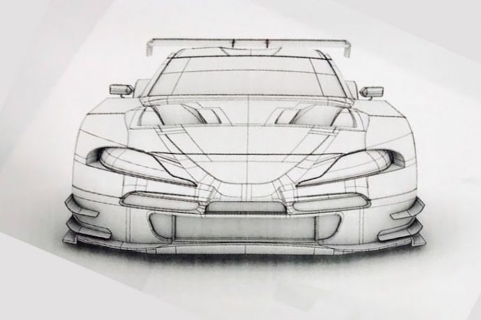 Toyota GR Supra GT300 In Development – Set For 2020 Launch – Dailysportscar