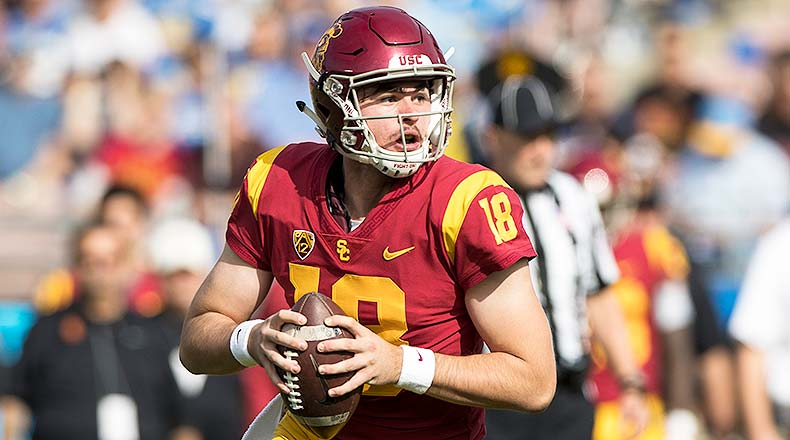 USC Football: JT Daniels' Season-Ending Injury Adds Uncertainty to Trojans' Offensive Changes – Athlon Sports