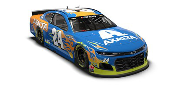 "Axalta's Automotive Color of the Year ""Sea Glass"" to Make Cool Splash in Daytona 500 – BodyShop Business"