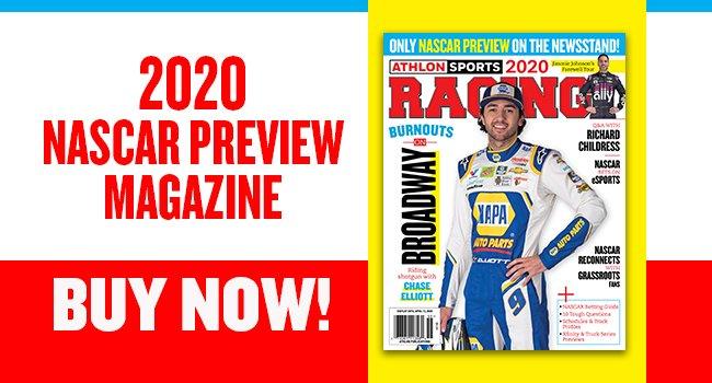 Chris Buescher: 2020 NASCAR Season Preview and Prediction – Athlon Sports