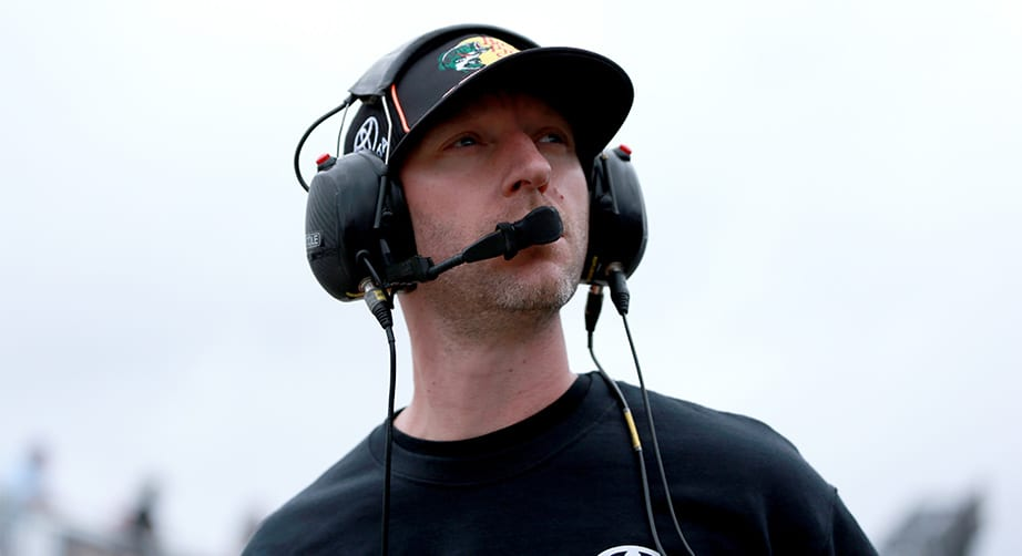 Cole Pearn jumps in on trending British royal family chatter – NASCAR