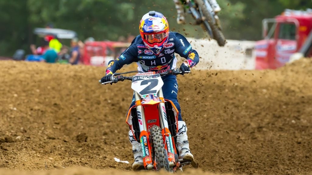 Cooper Webb sidelined with knee injury – NBC Sports – Misc.