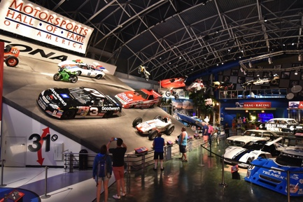 Dale Earnhardt Jr. curates 'Glory Road' exhibit at NASCAR Hall of Fame – Motor Authority