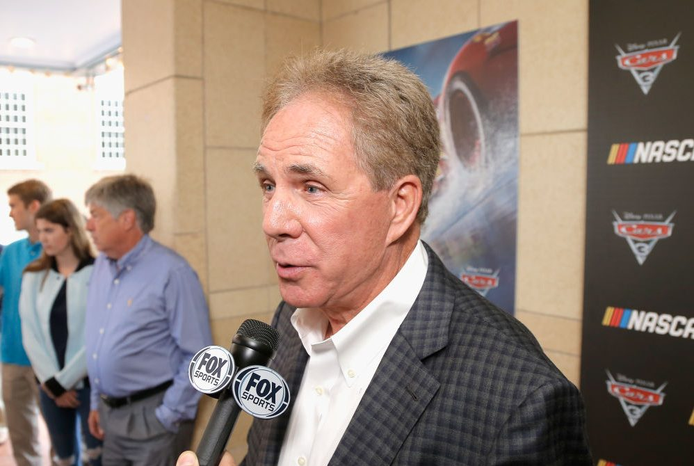 Darrell Waltrip taking the checkered flag on his broadcasting career – NBC Sports