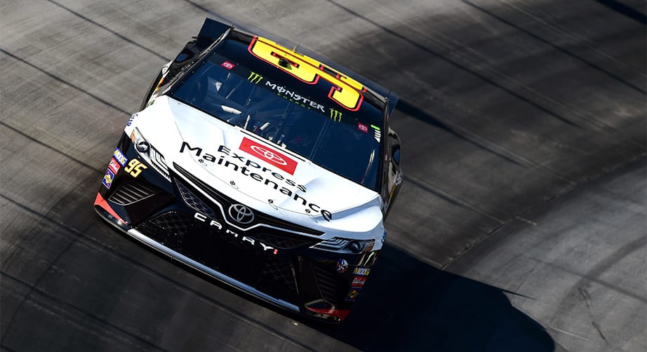 DiBenedetto, Hamlin lead Bristol practices | Official Site Of NASCAR – NASCAR