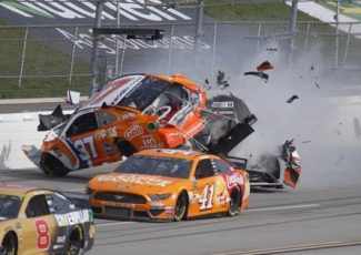 Do You Want To See A Good NASCAR Race, Or Wrecks, Or Both? – Forbes