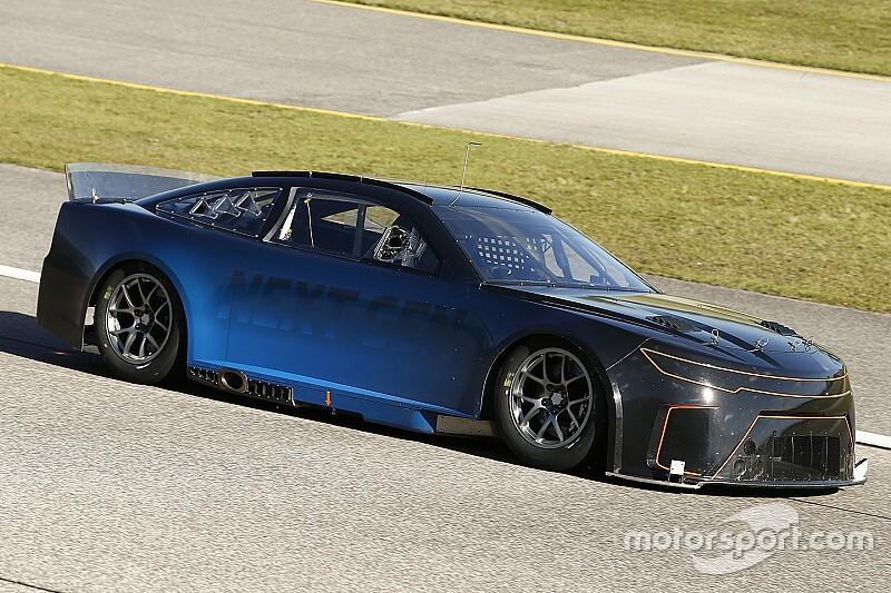 Erik Jones sees 'big aero change' in NASCAR's Next Gen car – Motorsport.com
