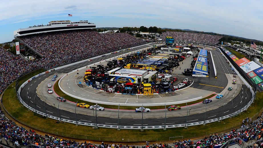 Full weekend schedule for Martinsville – Nascar