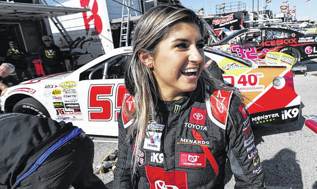 Hailie Deegan jumps to Ford to fast-tack her racing career – Richmond County Daily Journal
