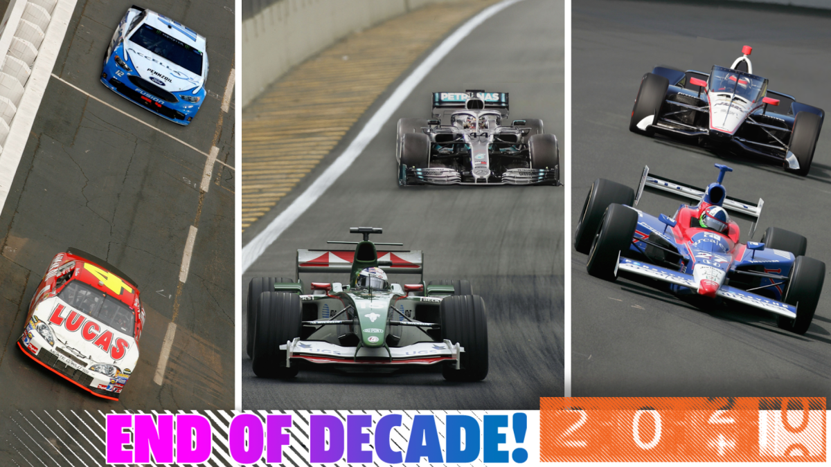 How Motorsport Has Evolved, 2004 Through 2019 – Jalopnik