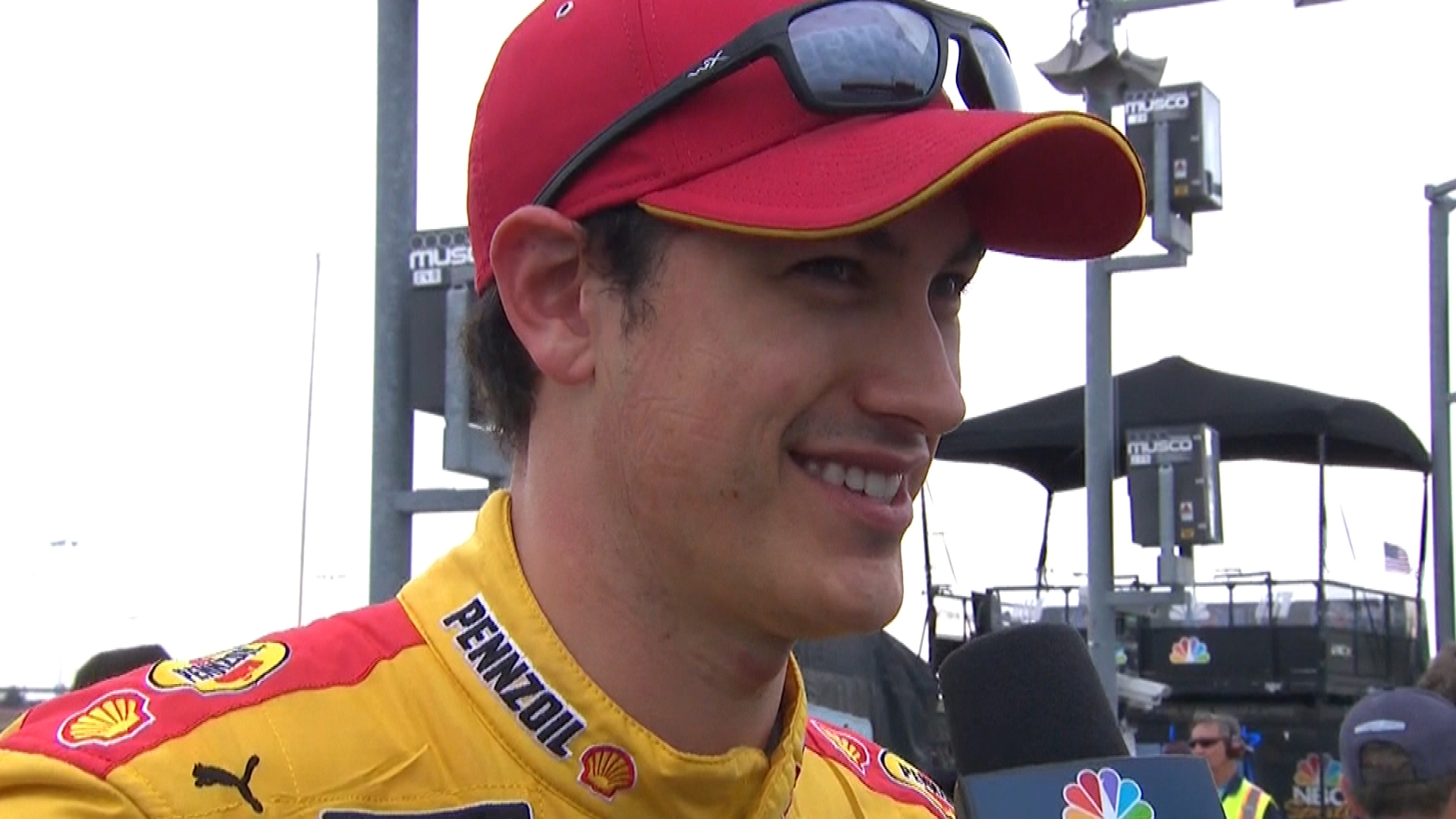 Joey Logano survives and advances to NASCAR Cup Series Playoffs Round of 8 – NBC Sports – Misc.