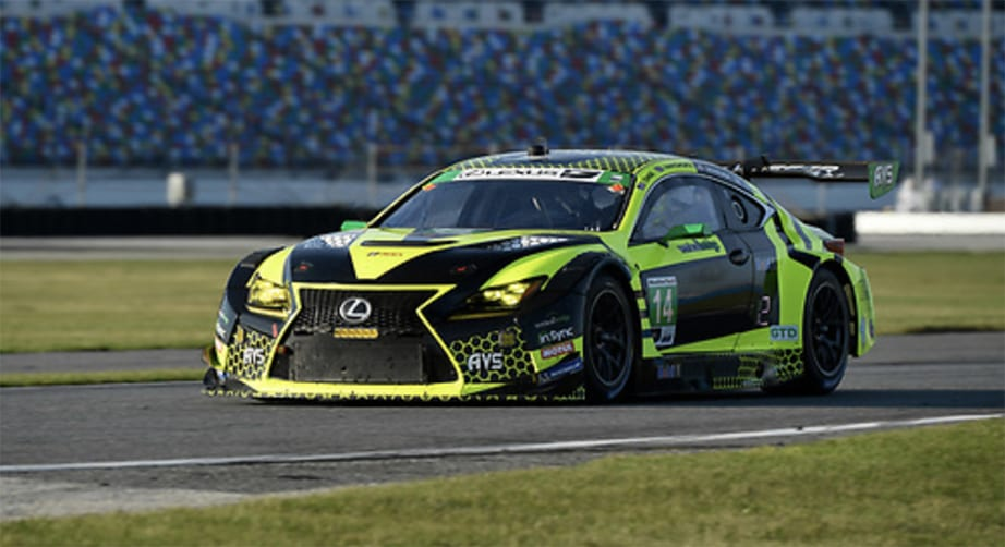 Kyle Busch turns first laps during Roar Before the Rolex 24 at Daytona – NASCAR