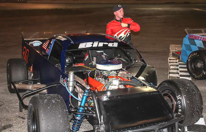 Lucas Bird: From go-karts to NASCAR – The Star of Grand Coulee