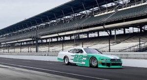 Matt DiBenedetto: Positive reviews at Indy road course test – NASCAR