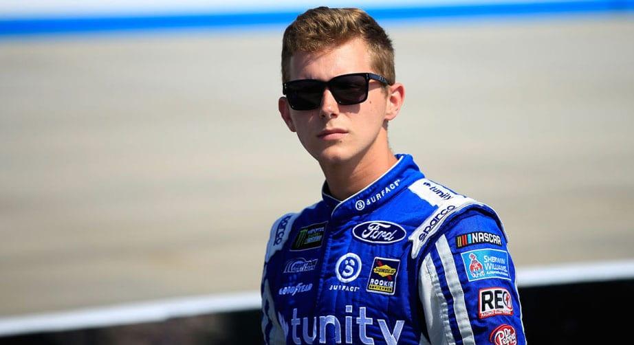 Matt Tifft released from hospital; Matt Crafton fills in – NASCAR