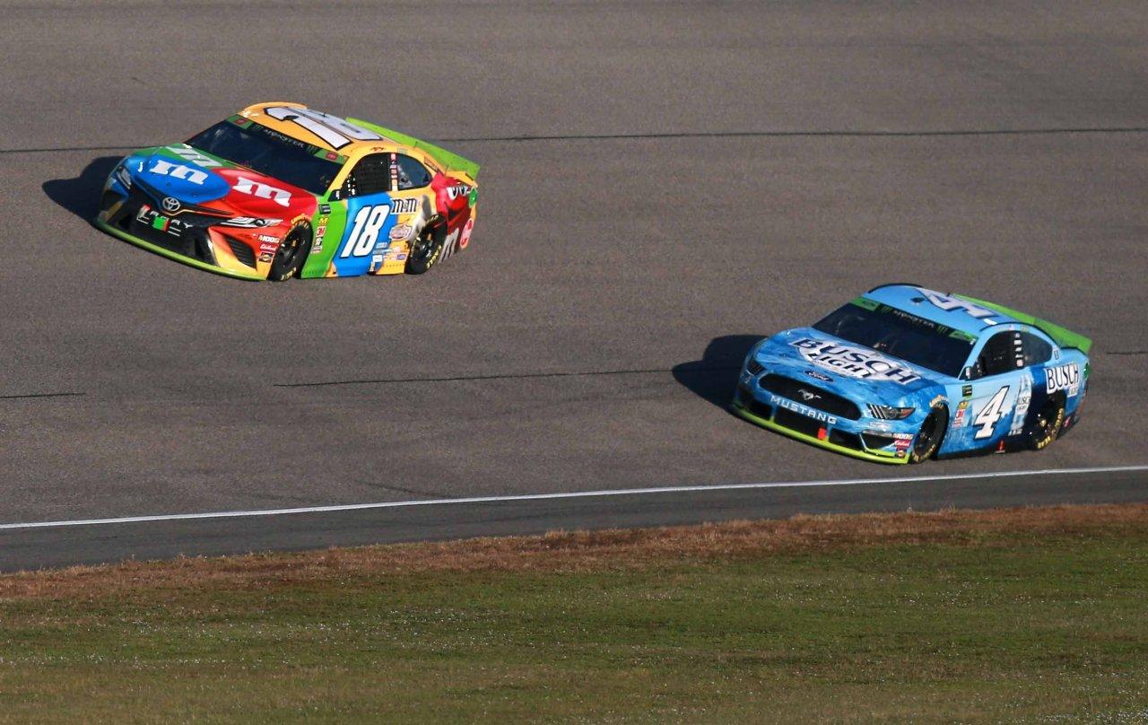 Most NASCAR wins: 2010-2019 – Racing News