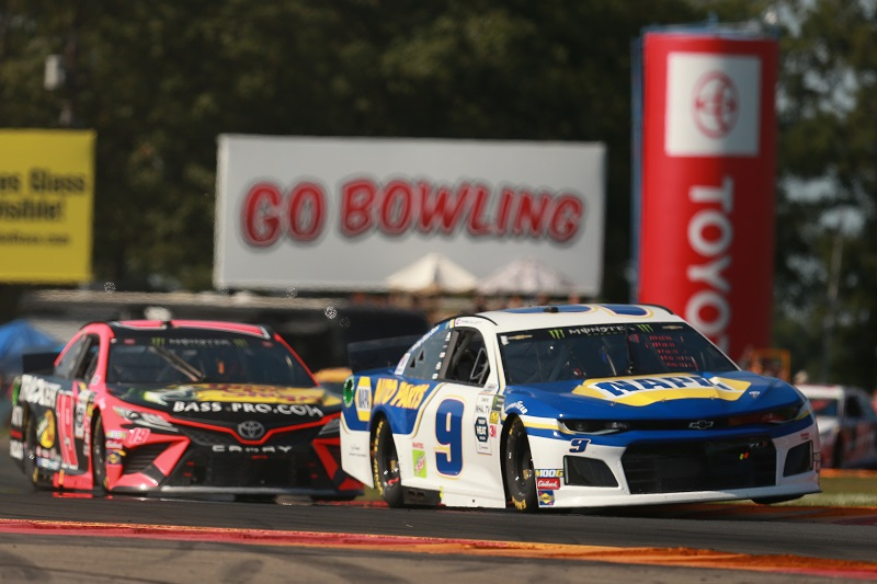 NASCAR Cup Series lowers downforce for road, shorter ovals – The Checkered Flag