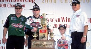 NASCAR Hall gets its 'Coach' in Joe Gibbs – NASCAR