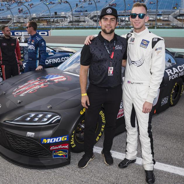 NASCAR team covers veteran's stem cell treatments through fundraising – YourGV.com