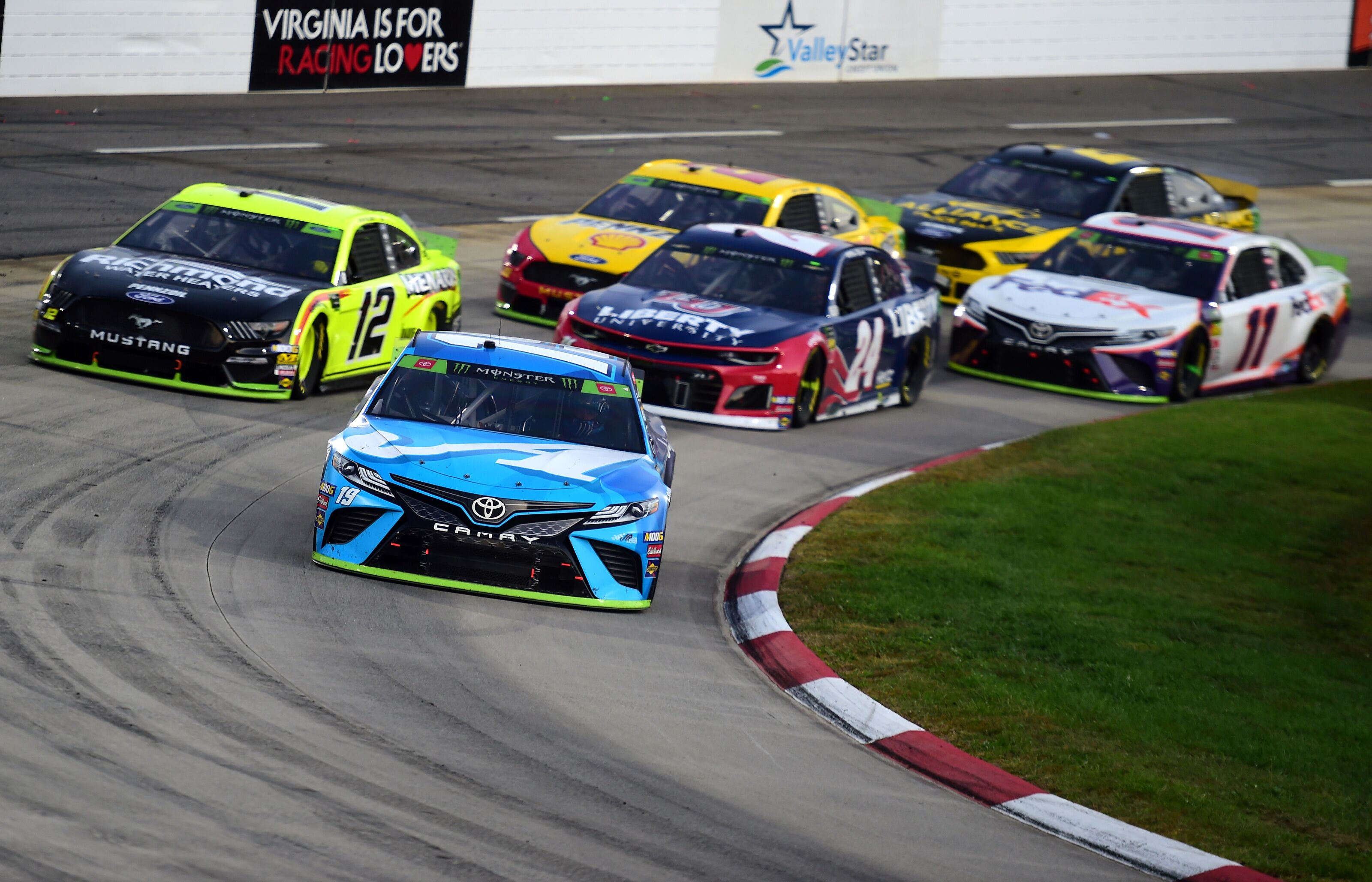 NASCAR: There is officially one puzzle piece left for 2020 – Beyond the Flag