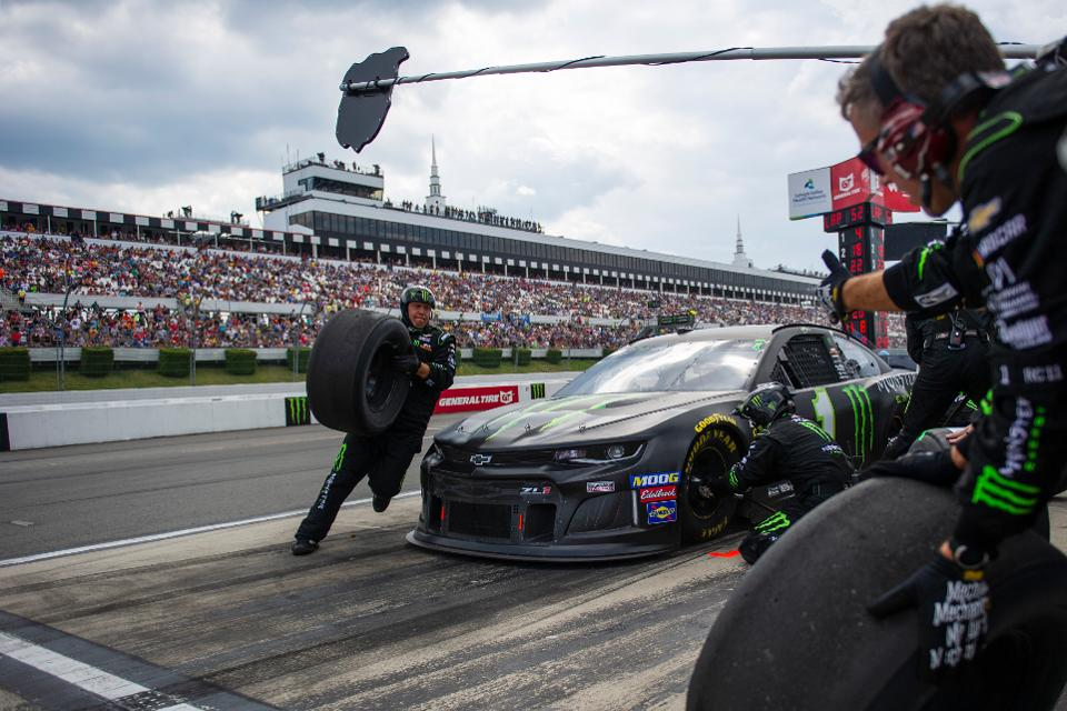 NASCAR's Biggest Moment In 2020 Won't Be A Race – Forbes