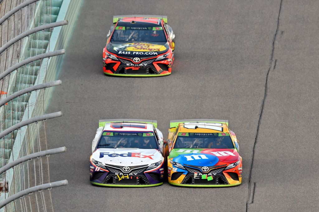 NASCAR's New Sponsorship Model Speeding Along – Front Office Sports