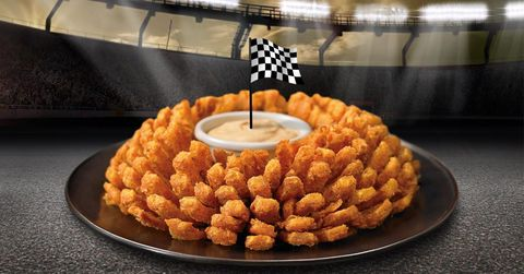 Outback Steakhouse Is Handing Out Free Bloomin' Onions All Because Of NASCAR – Delish.com