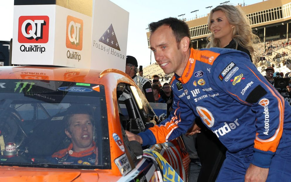 Paul Wolfe thinking about little things after move to Joey Logano's car – NBC Sports – Misc.