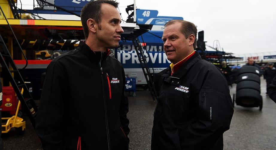 Penske announces crew chief changes for 2020 – NASCAR