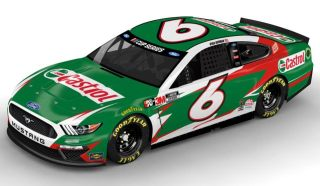 Roush Fenway adds Castrol as primary sponsor of Ryan Newman – NBC Sports – Misc.