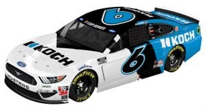 Ryan Newman, Roush reveal Daytona 500 paint scheme – NASCAR