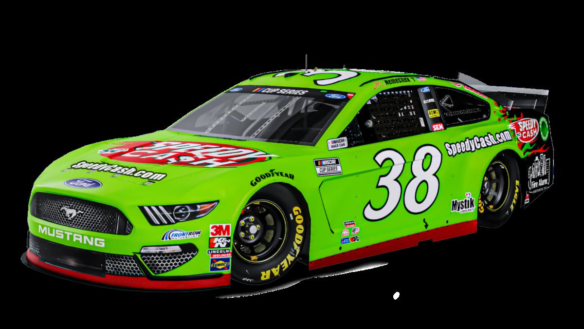 Speedy Cash expands deal with Front Row Motorsports, John Hunter Nemechek – NBC Sports – Misc.