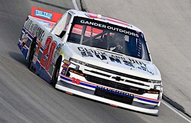 Spencer Boyd Injured, Landon Huffman to Fill In at Eldora – Frontstretch.com