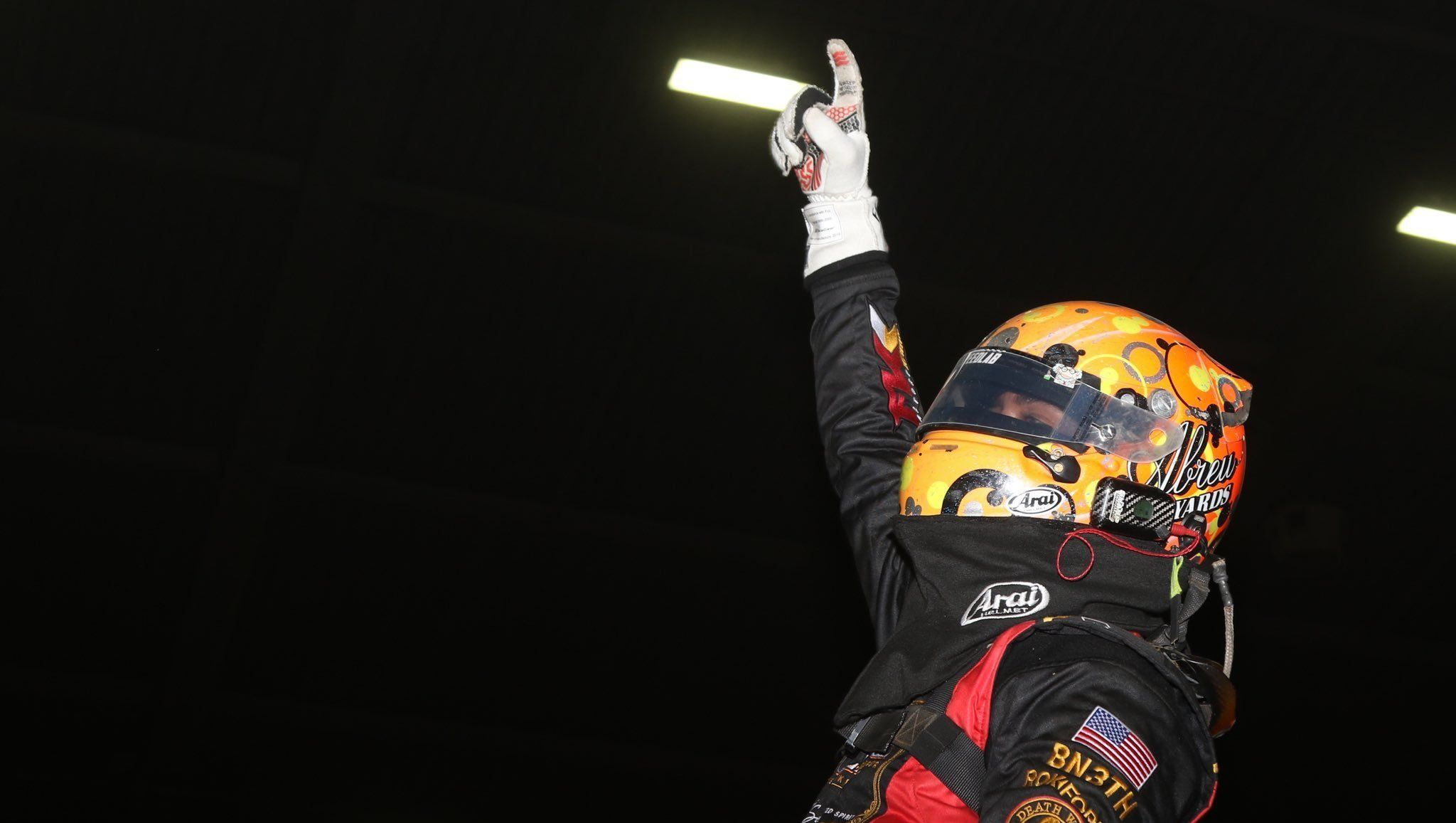 Thorson Rebounds from Incredible Injury to win Chili Bowl Prelim – Autoweek