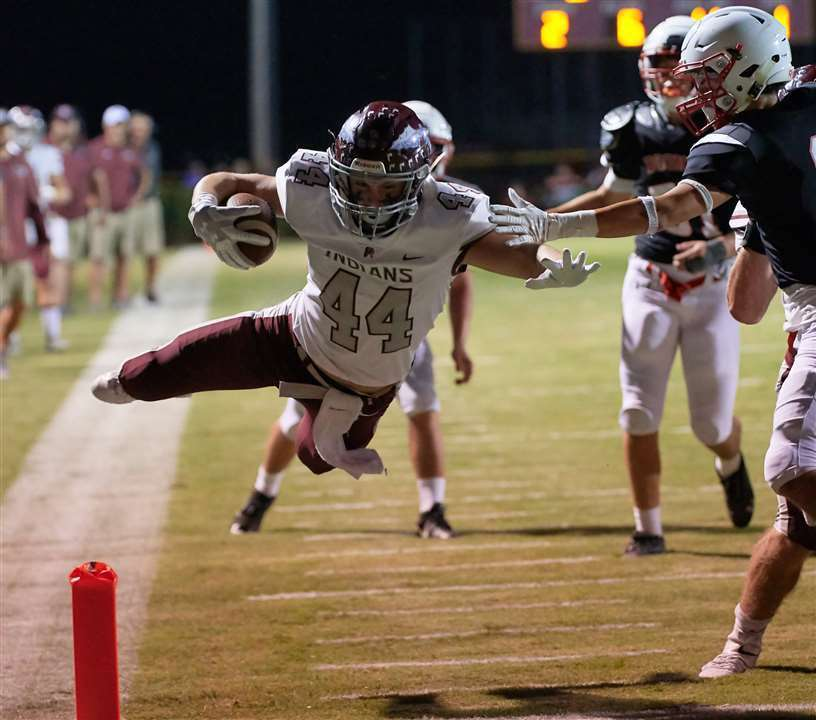 Tribe's strong football season Times News' top NET sports story for 2019 – Kingsport Times News