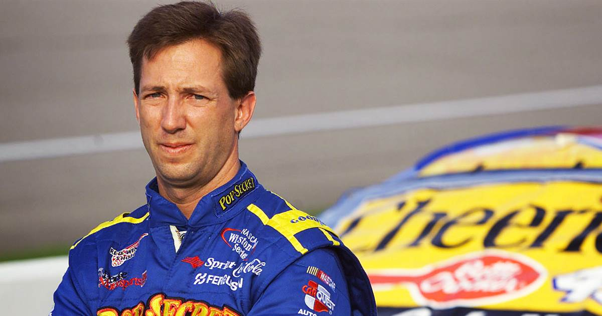 Versatile race-car driver John Andretti dies at 56 – NBC News